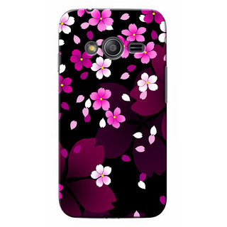 G.Store Hard Back Case Cover For Samsung Galaxy Ace 4 18869