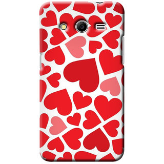 G.Store Hard Back Case Cover For Samsung Galaxy Core 2 19063
