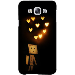 G.Store Hard Back Case Cover For Samsung Galaxy E5 19320