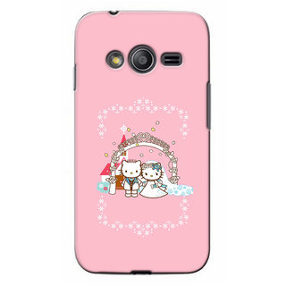 G.Store Hard Back Case Cover For Samsung Galaxy Ace 3 18744