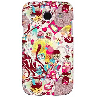 G.Store Hard Back Case Cover For Sumsung Galaxy Core Gt 8262 19170