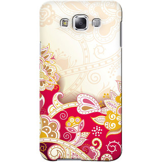 G.Store Hard Back Case Cover For Samsung Galaxy E5 19390