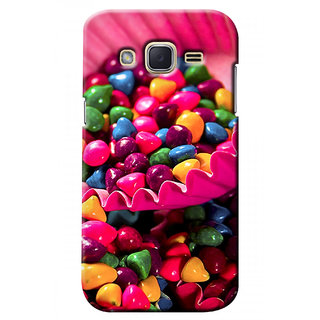 G.Store Hard Back Case Cover For Samsung Galaxy J2 20033