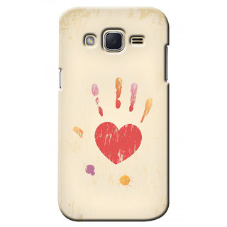 G.Store Hard Back Case Cover For Samsung Galaxy J2 20057