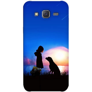 G.Store Hard Back Case Cover For Samsung Galaxy J5 20266