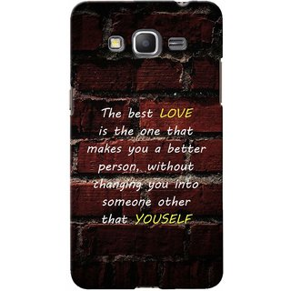G.Store Hard Back Case Cover For Samsung Galaxy Core Prime G360H 19221