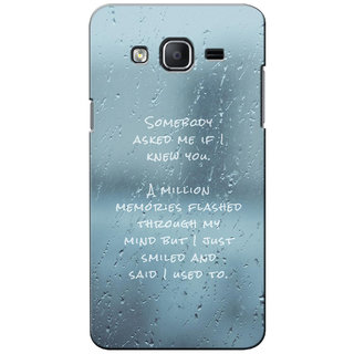 G.Store Hard Back Case Cover For Samsung Galaxy J3 20196