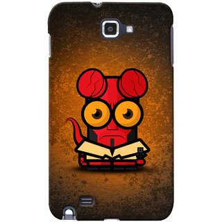 G.Store Hard Back Case Cover For Samsung Galaxy Note 1 20577