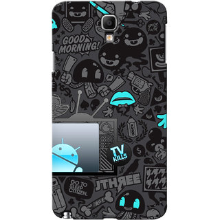 G.Store Hard Back Case Cover For Samsung Galaxy Note 3 Neo 20825