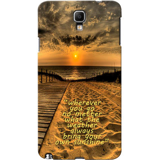 G.Store Hard Back Case Cover For Samsung Galaxy Note 3 Neo 20826