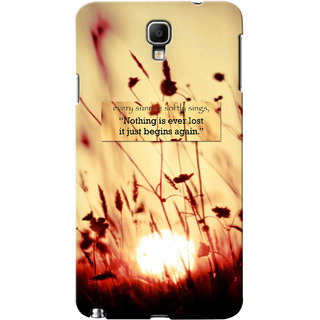 G.Store Hard Back Case Cover For Samsung Galaxy Note 3 Neo 20828