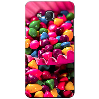 G.Store Hard Back Case Cover For Samsung Galaxy On5 21233
