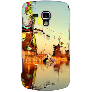 G.Store Hard Back Case Cover For Samsung Galaxy S Duos 7562 21462