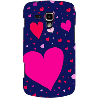 G.Store Hard Back Case Cover For Samsung Galaxy S Duos 7562 21464