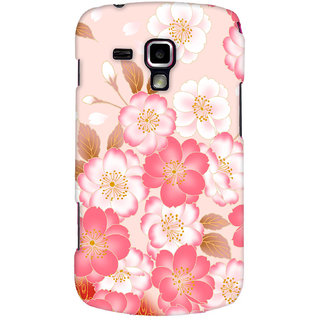 G.Store Hard Back Case Cover For Samsung Galaxy S Duos 7562 21465