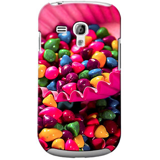 G.Store Hard Back Case Cover For Samsung Galaxy S3 Mini 21733