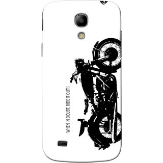 G.Store Hard Back Case Cover For Samsung Galaxy S4 Mini 21910