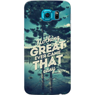 G.Store Hard Back Case Cover For Sumsung Galaxy S6 22186
