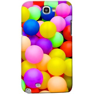 G.Store Hard Back Case Cover For Samsung Galaxy Note 2 20630