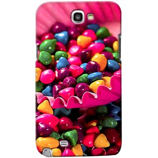 G.Store Hard Back Case Cover For Samsung Galaxy Note 2 20633