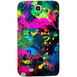 G.Store Hard Back Case Cover For Samsung Galaxy Note 2 20634
