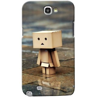 G.Store Hard Back Case Cover For Samsung Galaxy Note 2 20637