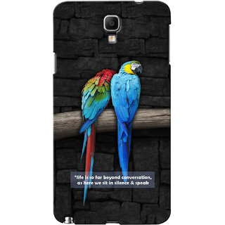 G.Store Hard Back Case Cover For Samsung Galaxy Note 3 Neo 20835
