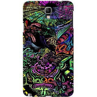 G.Store Hard Back Case Cover For Samsung Galaxy Note 3 Neo 20839