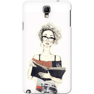 G.Store Hard Back Case Cover For Samsung Galaxy Note 3 Neo 20842