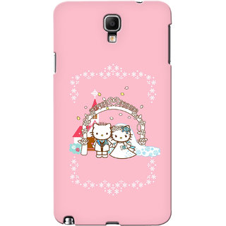 G.Store Hard Back Case Cover For Samsung Galaxy Note 3 Neo 20844