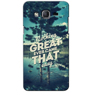 G.Store Hard Back Case Cover For Samsung Galaxy On5 21286