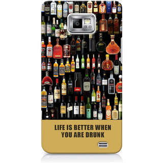 G.Store Hard Back Case Cover For Samsung Galaxy S2 21517