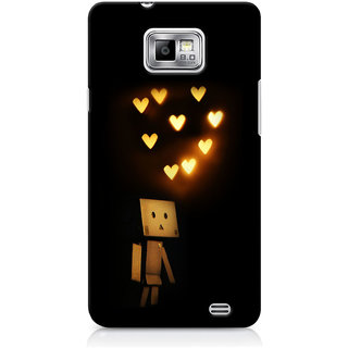 G.Store Hard Back Case Cover For Samsung Galaxy S2 21520