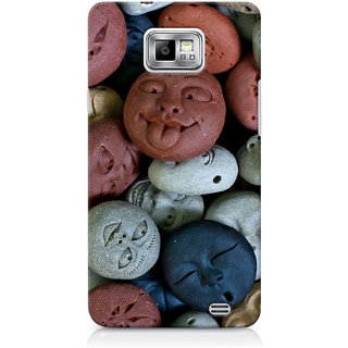 G.Store Hard Back Case Cover For Samsung Galaxy S2 21524