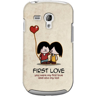 G.Store Hard Back Case Cover For Samsung Galaxy S3 Mini 21746