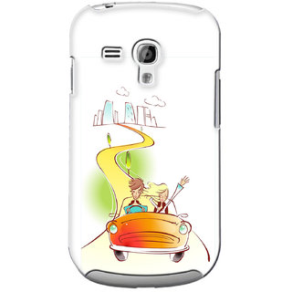 G.Store Hard Back Case Cover For Samsung Galaxy S3 Mini 21749