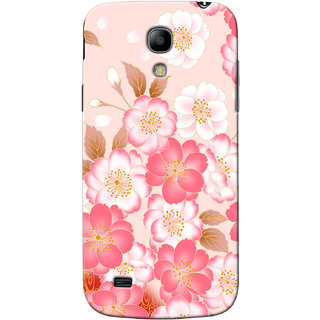 G.Store Hard Back Case Cover For Samsung Galaxy S4 Mini 21965