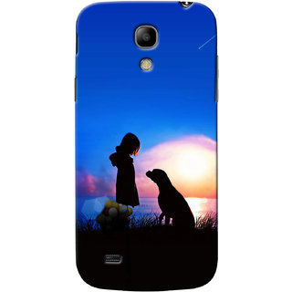 G.Store Hard Back Case Cover For Samsung Galaxy S4 Mini 21966