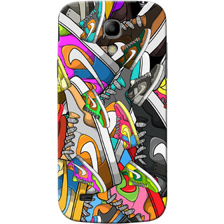 G.Store Hard Back Case Cover For Samsung Galaxy S4 Mini 21973