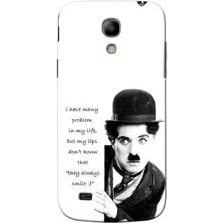 G.Store Hard Back Case Cover For Samsung Galaxy S4 Mini 21976