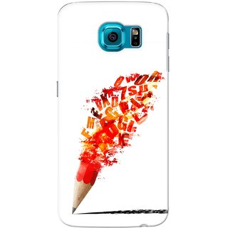 G.Store Hard Back Case Cover For Sumsung Galaxy S6 22197