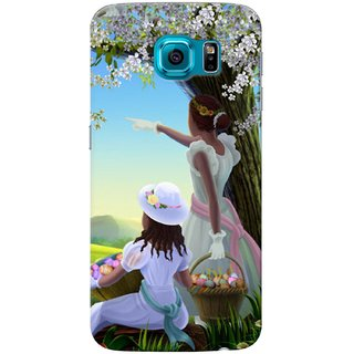 G.Store Hard Back Case Cover For Sumsung Galaxy S6 22198