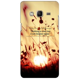 G.Store Hard Back Case Cover For Samsung Z3 22428