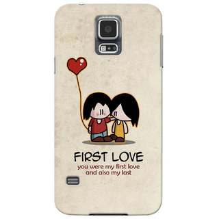 G.Store Hard Back Case Cover For Sumsung Galaxy S5 22046