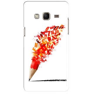 G.Store Hard Back Case Cover For Samsung Z3 22497