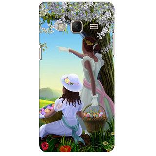 G.Store Hard Back Case Cover For Samsung Z3 22498