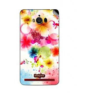 Instyler Mobile Skin Sticker For Asus Zenfone Max Zc550Kl MSASUSMAXZC550KLDS-10076