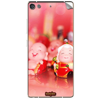 Instyler Mobile Skin Sticker For Gionee Elife S7 MSGIONEES7DS-10064