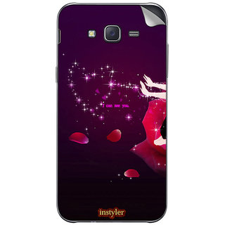 Instyler Mobile Skin Sticker For Samsung Galaxy Tizen Z3 MSSGTIZENZ3DS-10114