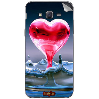 Instyler Mobile Skin Sticker For Samsung Galaxy Tizen Z3 MSSGTIZENZ3DS-10120